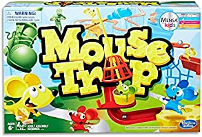 Mouse Trap - Reviewed by Mensa for Kids - Practice Skills in Construction, Cause, Effect, Decision-Making - 2 to 4...