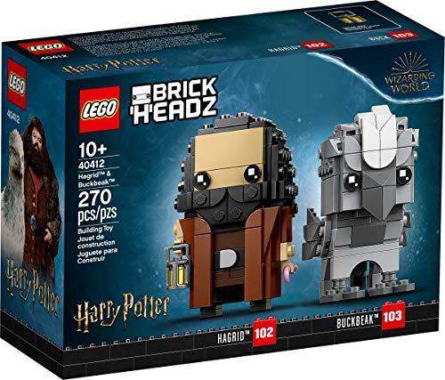 LEGO Harry Potter 40412 Brickheadz Hagrid e Fierobecco