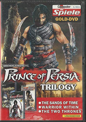 Prince of Persia Trilogy (PC-DVD)