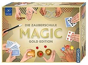 150 kindergerechte Zaubertricks - Viele unterschiedliche Zauberutensilien bieten die ideale Grundlage für verschiedene Zaubershows. Zaubern lernen Schritt für Schritt - Die magischen Tricks sind mit Bildanleitungen ausführlich und leicht verständlich...