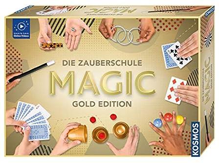 Kosmos - Zauberschule Magic - Gold Edition