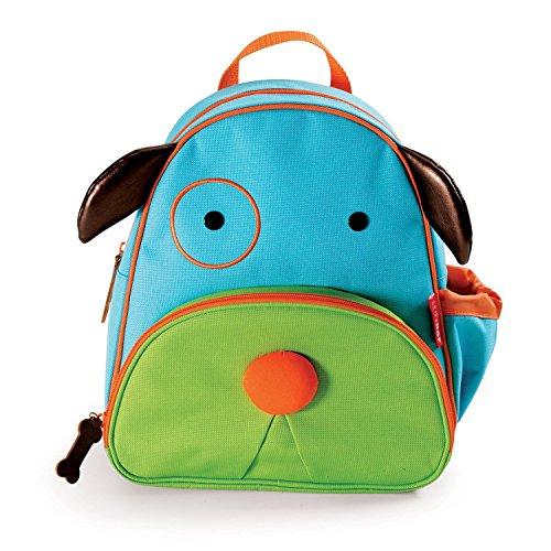 Skip Hop Mochila para niños, 12 puadas, mochila para la escuela de perros, Multi, Perro, Dog, 30.4 cm