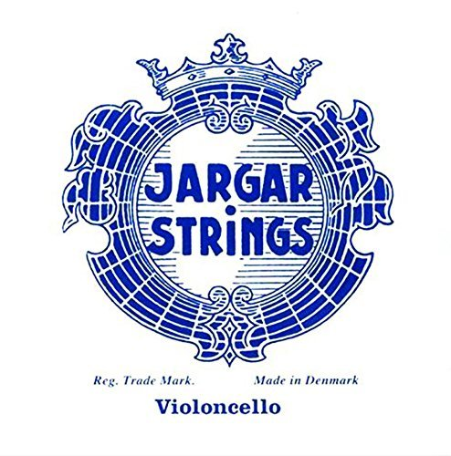 CUERDAS VIOLONCELLO - Jargar (Azul) (Cromo) 1ª Medium Cello