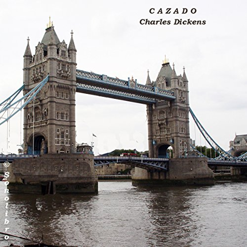 Cazado [Hunted] audiobook cover art