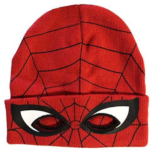 Spiderman muts Veste 3 tot 8 jaar winter 2020