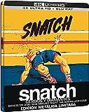 Snatch: cerdos y diamantes (4k UHD + Blu-ray) (Ed. Especial Metálica)...