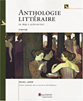 Anthologie Littéraire: De 1850 À Aujourd'hui 2761633199 Book Cover