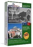 Sprachenlernen24.de Türkisch-Businesskurs Software: DVD-ROM für WindowsXP/Linux/Mac OS X. Integrierte Sprachausgabe mit über 3300 Audio-Vokabeln und Redewendungen
