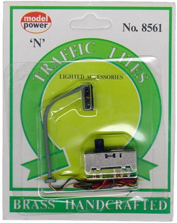Model Power 8561 Hanging Traffic Lite Rght by Model Power