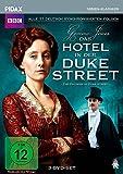 Das Hotel in der Duke Street (The Duchess of Duke Street) / Alle 11 deutsch synchronisierten Folgen der Kultserie (Pidax Serien-Klassiker) [3 DVDs] [Alemania]