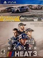 704Games NASCARヒート3 コレクターズエディション (PS4)
