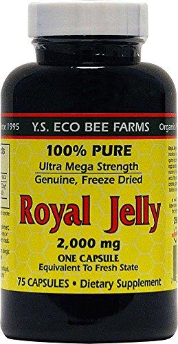 100 royal jelly ultra strength - 1