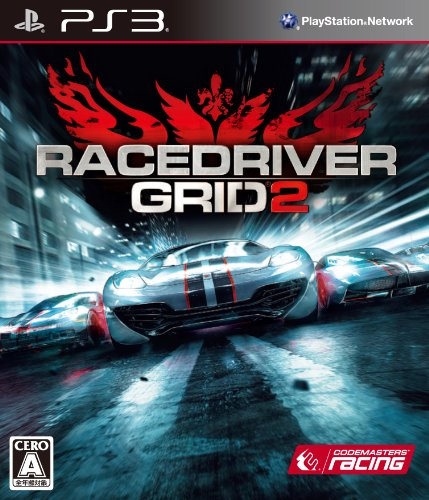 Code with a special card with the RACE DRIVER GRID2 GTR Racing Pack (japan import)