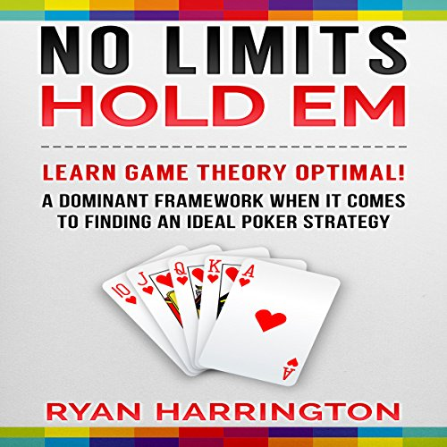 No Limits Hold Em audiobook cover art