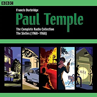 Couverture de Paul Temple: The Complete Radio Collection: Volume Three
