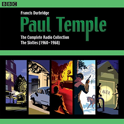 Paul Temple: The Complete Radio Collection: Volume Three Titelbild