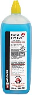 Swissmar F65300 Fire Gel Refill, 16-Ounce