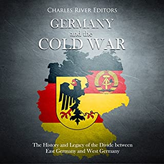 Couverture de Germany and the Cold War