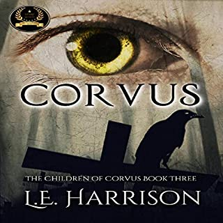 Corvus      The Children of Corvus, Book 3              By:                                                                                                                                 L. E. Harrison                               Narrated by:                                                                                                                                 Andrew McDermott                      Length: 5 hrs and 51 mins     Not rated yet     Overall 0.0