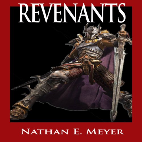 Revenants audiobook cover art