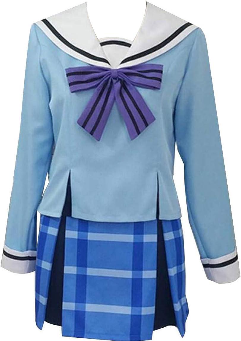Happy Sugar Life Koube Shio Cosplay Kostüm costume Kleid Schul Uniform