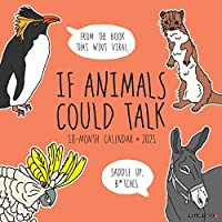 If Animals Could Talk 2021 Calendar