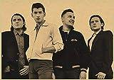 PCCASEWIND Leinwanddrucke,Rock Band Arctic Monkeys