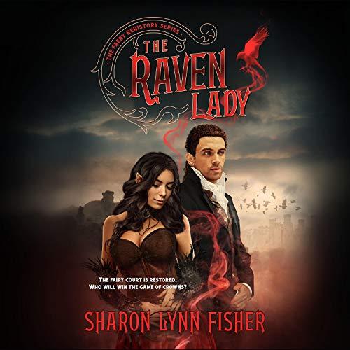 Couverture de The Raven Lady