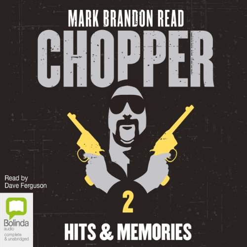 Chopper 2 audiobook cover art