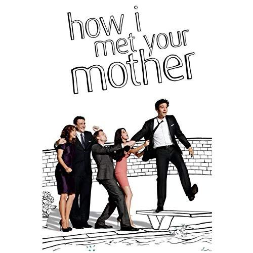 póster como conocí a vuestra madre de la marca FACAIA