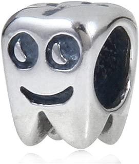 Best pandora tooth charm Reviews