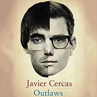 Outlaws audiobook cover art