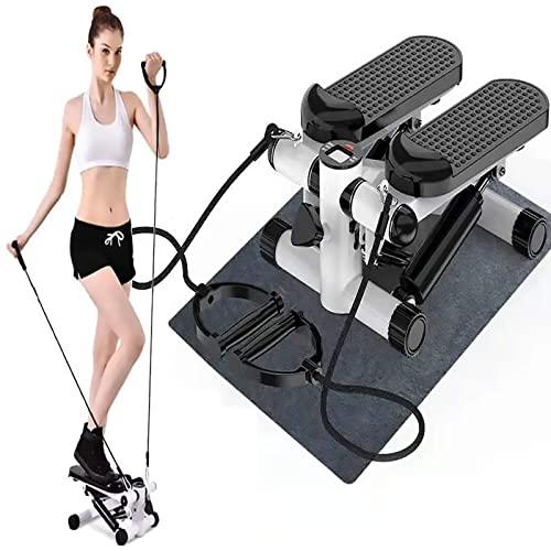 Mini Escalera de Escalera Fija portátil, máquina de Entrenamiento Cardiovascular y de Entrenamiento de Fuerza