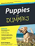 Puppies For Dummies 3e