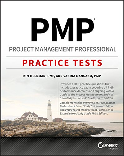 PMP Project Management Professional Practice Tests (English Edition)