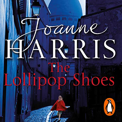 The Lollipop Shoes audiobook cover art