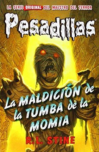 Pesadillas 4. La Maldición De La Tumba De La Momia