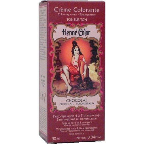 Henné color Crème Colorante chocolat 90 ml