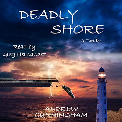 Deadly Shore Audiobook By Andrew Cunningham cover art