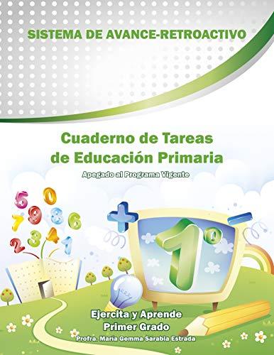 Cuaderno de Tareas de Educación Primaria : Primer Grado (Cuadernos de Tareas de Educación Primaria nº 1)