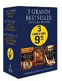 3 grandi bestseller. Intrighi ad arte: Caravaggio enigma-I Medici. Decadenza di una famiglia-Il segreto della seconda pergamena