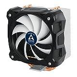 ARCTIC Freezer i30 - 320 Watt CPU Kühler für Enthusiasten mit 120 mm PWM Lüfter - Kompatibel mit Intel Sockel 2011 / 1150 / 1155 / 1156 - MX 4 Hochleistungs Wärmewleitpaste inklusive