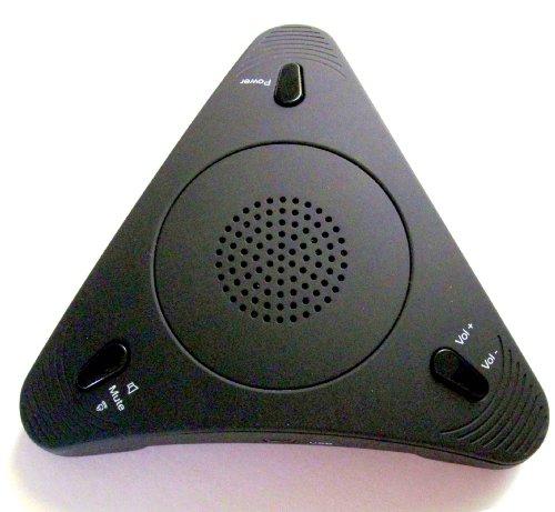WEB会議やプライベートでの会話に使用のスピーカーフォン・SKYPE スピーカー フォン マイク内蔵で、電話や会議に便利なスカイプフォン AF-SKYPHONE