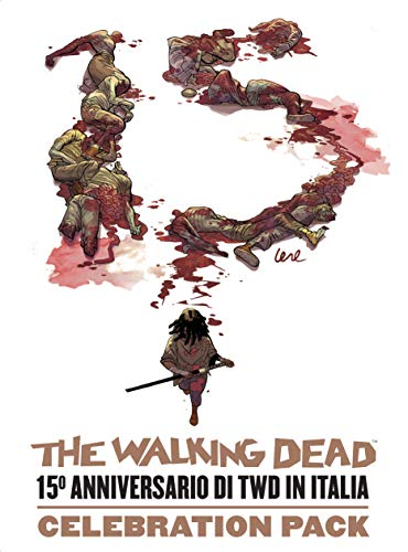 The walking dead. 15 anniversario celebration pack