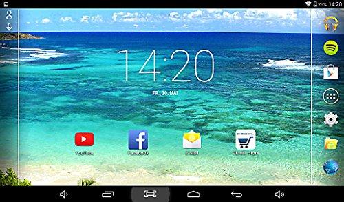 TOUCHLET 10.1 Zoll – Tablet PC XA100.pro von Pearl - 8