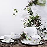 Rosenthal Brillance Wildblumen Brotteller 18 cm 10530-405101-10218 - 4
