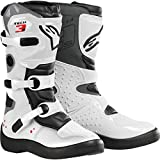 Alpinestars Botas Youth Tech-3S (3) (BLANCO)