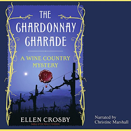 The Chardonnay Charade cover art