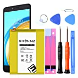 Z981 Battery,[Upgraded] 3800mAh Li-ion Replacement Battery for ZTE Grand X Max 2 Z988 Z983/ZMax Pro Li3934T44P8H876744 with Repair Tool Kits [18 Month Warranty]