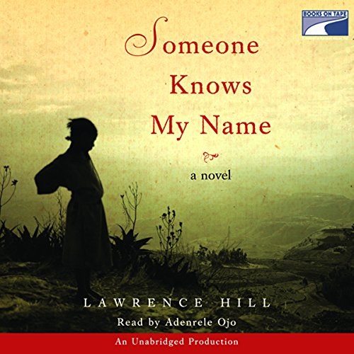 Someone Knows My Name audiobook cover art